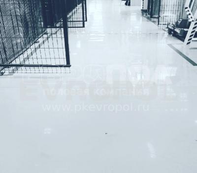 Метилметакрилатные полы (ММА) - Половая Компания ЕВРОПОЛ