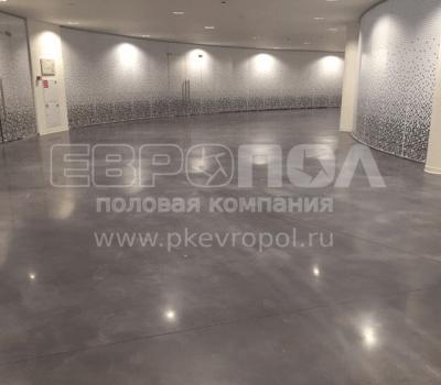 Полированный пол - Половая Компания ЕВРОПОЛ