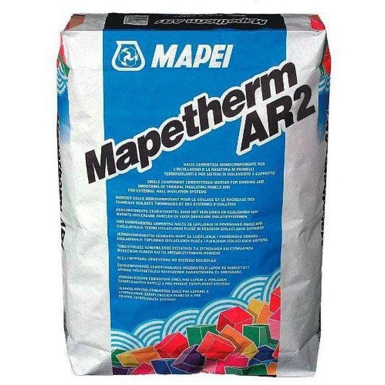 MAPEI MAPETHERM AR2 (фасовка 25 кг)