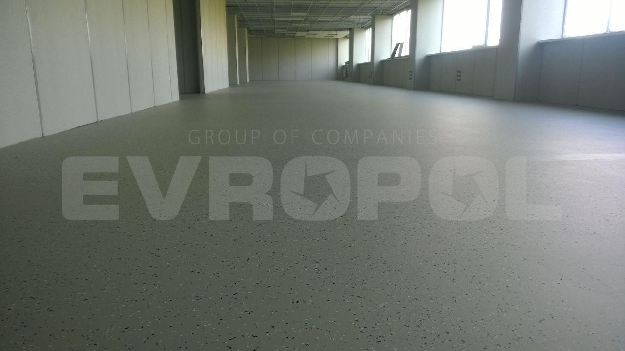 Декоративные наливные полы - Половая Компания ЕВРОПОЛ
