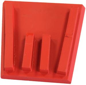 Франкфурт алмазный шлифовальный #30H (800/630) 3 сегмента (мягкий бетон)