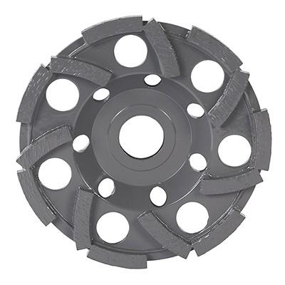 Чашка алмазная для шлифовки бетона Professional Бумеранг 125х22,23*5мм
