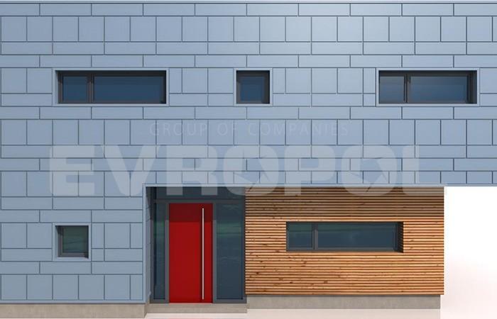 Изготовление и монтаж фасадов