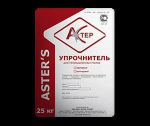 Топпинг и пропитка для промышленных полов Aster