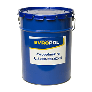 Полимерцементные составы EVROPOL
