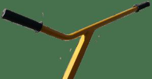 Ручка контрольной рейки