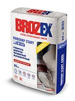 Ровнители и стяжки для пола BROZEX